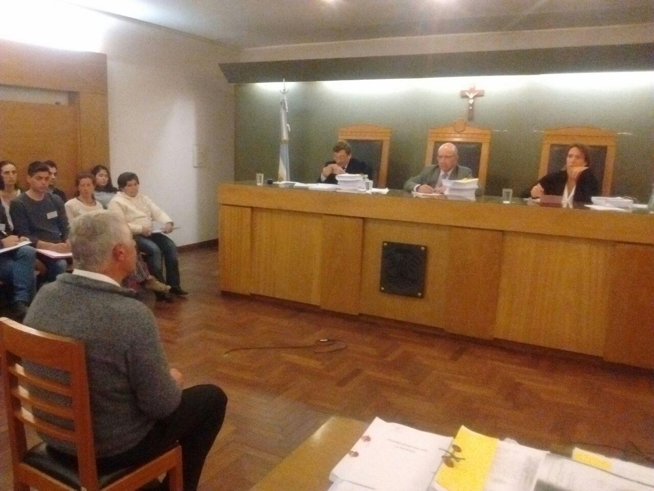 bonfigli juicio - Juicio a Bonfigli: El fiscal pidió 1 año de prisión e inhabilitación para ejercer cargos públicos.