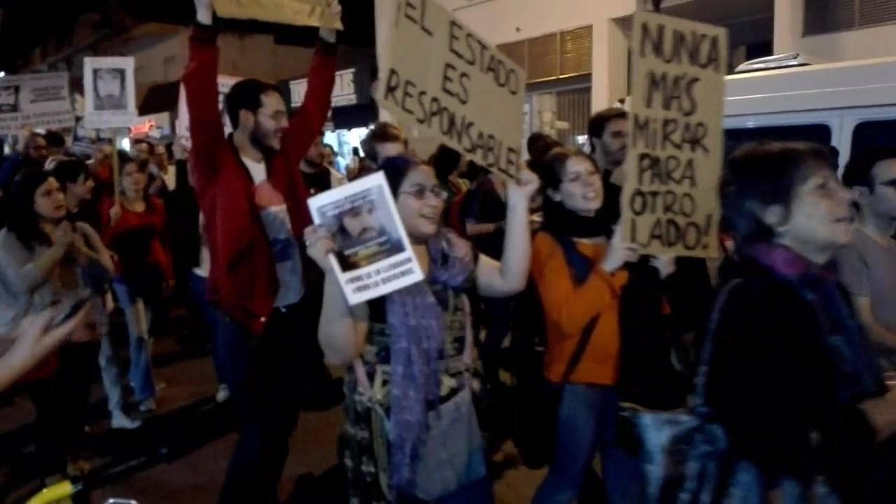 21330347 1457569664332297 4366104920928026624 n - #SANTIAGOMALDONADO: Miles de altagracienses marcharon por su aparición con vida