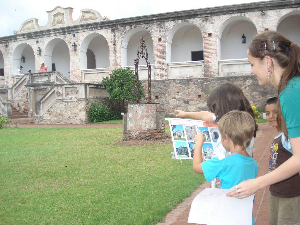 estancia jesuitica - El museo de la Estancia Jesuítica dictará un taller de conservación para niños