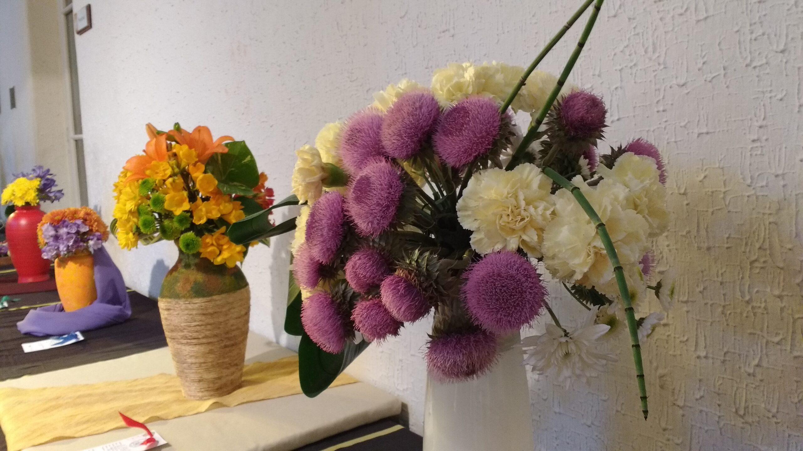 IMG 20171008 174750742 scaled - Se llevó a cabo la 40º Exposición floral en Alta Gracia