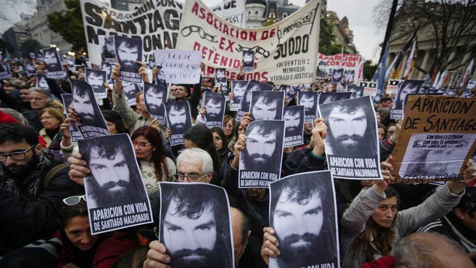 madonado - Organismos de derechos humanos denuncian a un periodista de Clarín