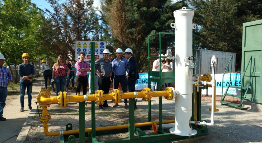 torres planta de gas - ¿El intendente Torres infringió la veda electoral?