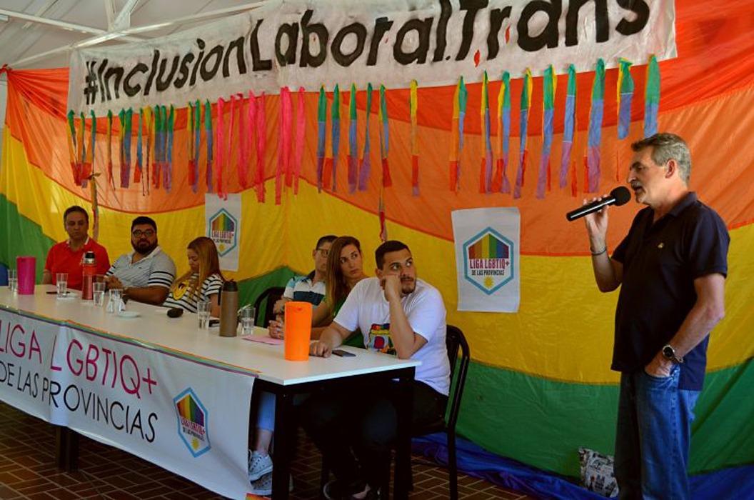 Encuentro Familias LGBTIQ 2 - Alta Gracia fue la capital de la Diversidad
