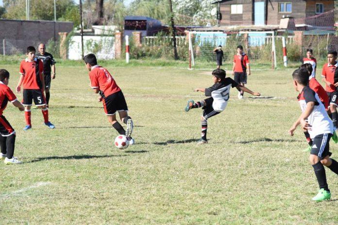 liga infantil F - Se suspenden momentáneamente la Liga Infantil y los entrenamientos