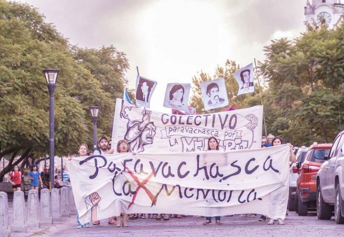 marcha 24 marzo colectivo paravachasca por la memoria - Memoria, Verdad y Justicia: se realizará la marcha en Alta Gracia