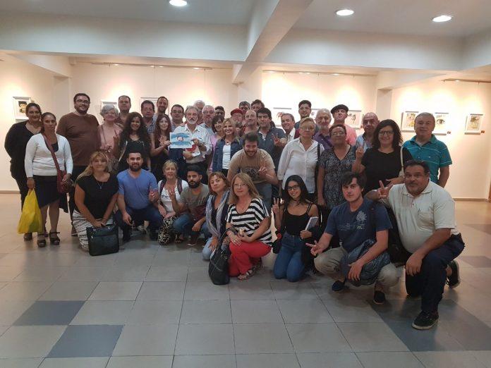PSol - El Partido Solidario llamó a fortalecer a Córdoba Ciudadana