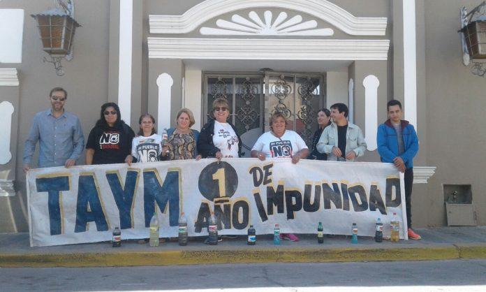 taym tribunales - Prescribió la causa Taym y los vecinos repudian la actuación del juez