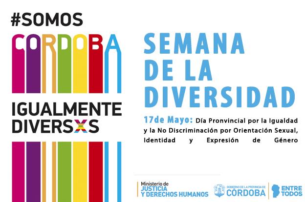 Dia provincial por la No Discriminación prensa - Comenzó la Semana de la Diversidad con una agenda por más derechos