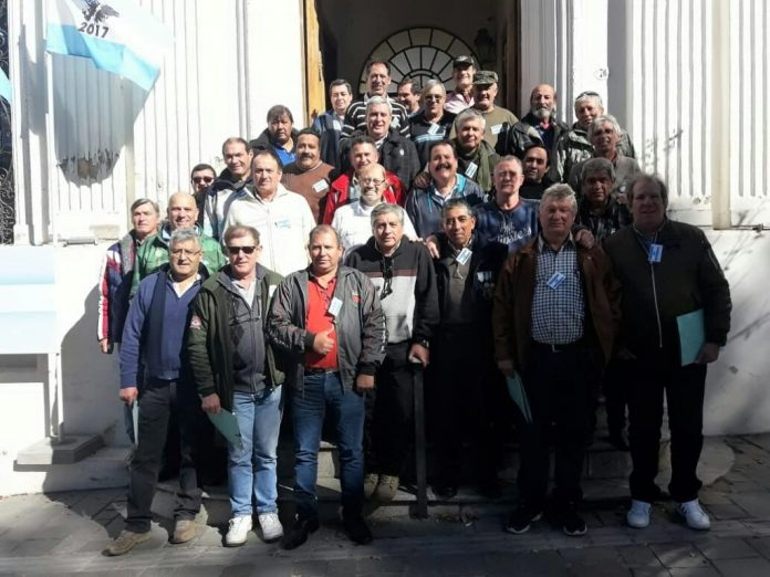 Encuentro Veteranos Malvinas en Alta Gracia 01 1024x768 - Veteranos de Malvinas de Córdoba se reunieron en la Casa de la Cultura