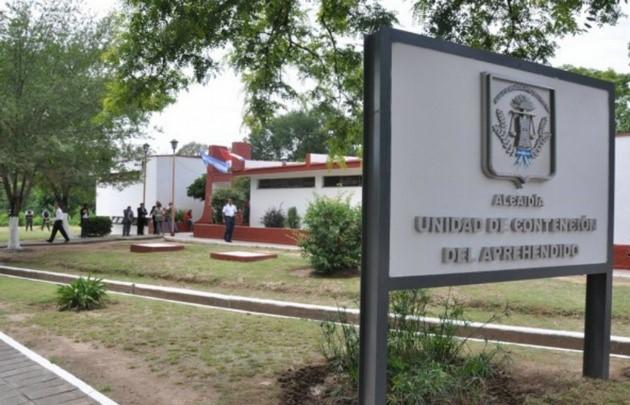 carcel - El detenido por el homicidio en Villa del Prado ya fue trasladado al EP9