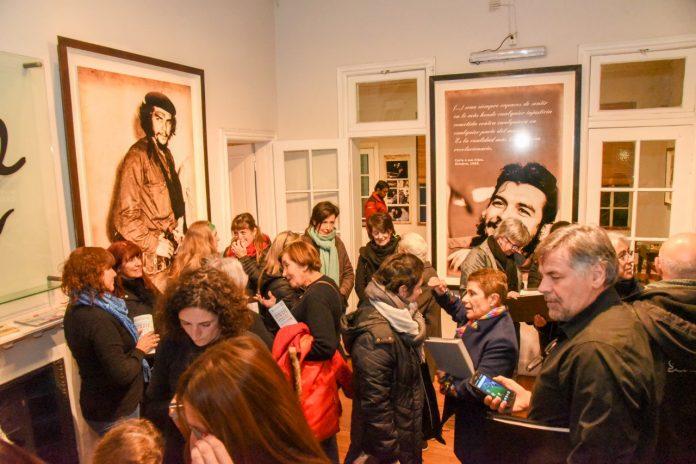 """museo del che - Continúan las conmemoraciones por los 20 años del Museo del """"Che"""""""