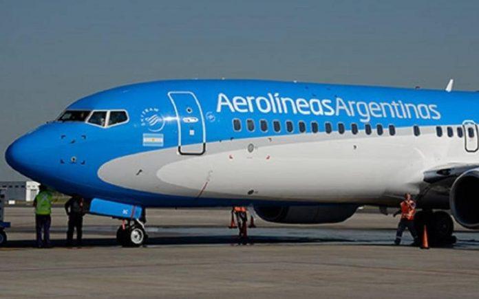 aerolineas argentinas - Córdoba-BA por $ 499 y Córdoba-Mendoza a $ 319, la agresiva promo de Aerolíneas Argentinas