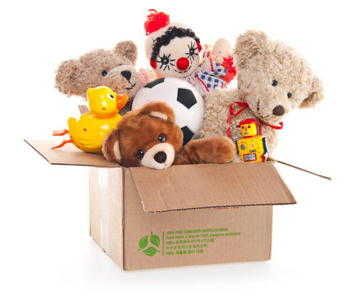 juguetes donacion - Invitan a participar de la campaña: Un juguete, una sonrisa