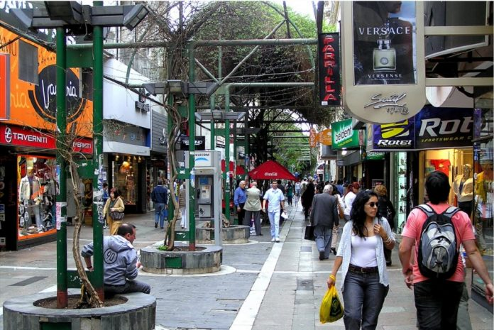 peatonal cba - Las ventas minoristas crecieron un 40,8% en abril