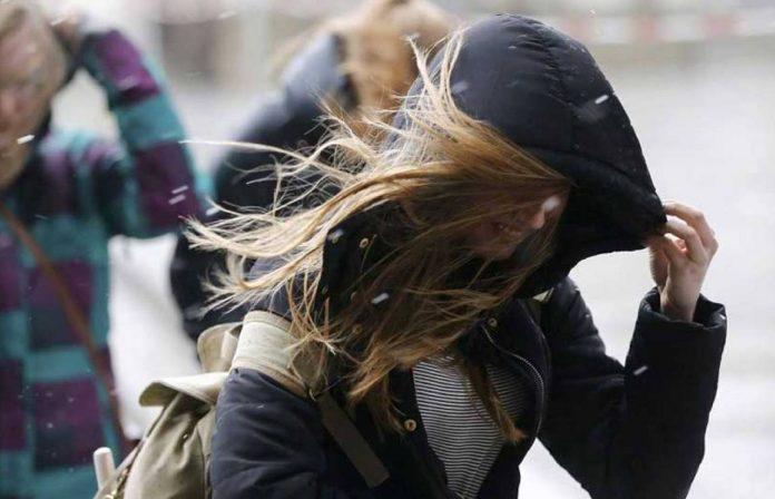 viento - #ClimaAltaGracia: viernes con viento norte