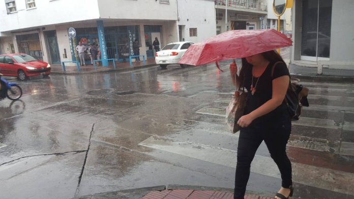 lluvia en cba - Jornada inestable con probabilidad de lluvias