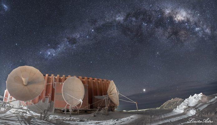 Astrofotografia 3 - Inscripciones abiertas a la Olimpíada Argentina de Astronomía
