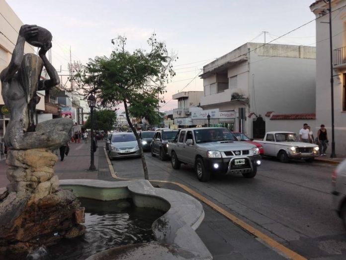ciudad centro 2 - El Centro de Comercio y el Municipio acordaron trabajar en una mesa de diálogo
