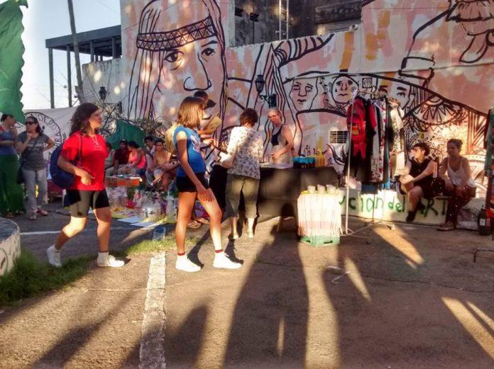 feria mujeres productoras 1 - Domingo de Pascuas en Alta Gracia