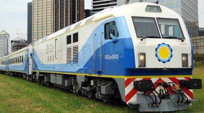 tren cordoba - El Tren de las Sierras llegará hasta Valle Hermoso