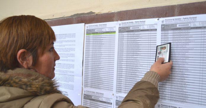 elecciones tribunal superior de justicia - La Falda, Marcos Juárez y Cosquín utilizarán el voto electrónico en los comicios provinciales