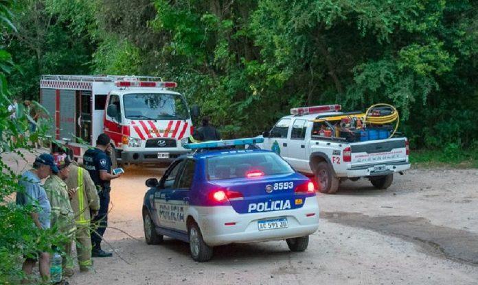 caida de una avioneta - Dos mujeres heridas tras un grave accidente aéreo en La Cumbre
