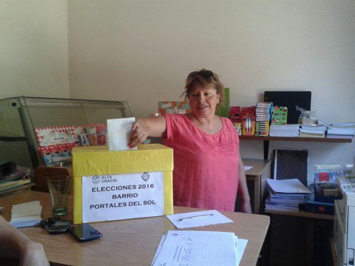 elecciones vecinales - Centros vecinales recibieron una ayuda de 50 mil pesos