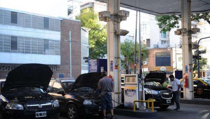 estacion gnc - Aumenta el GNC en agosto: Podría ser hasta un 5%