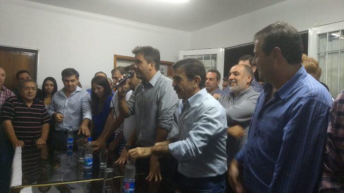 facundo y walter 2 - El Peronismo se organiza para las elecciones de mayo