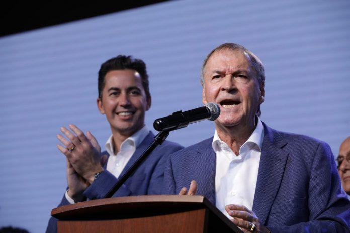 elecciones schiaretti calvo - Schiaretti inaugurará el acceso a Rafael García