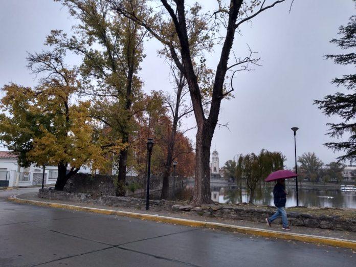 reloj lluvia inestable - Se espera un martes frío y con lluvias
