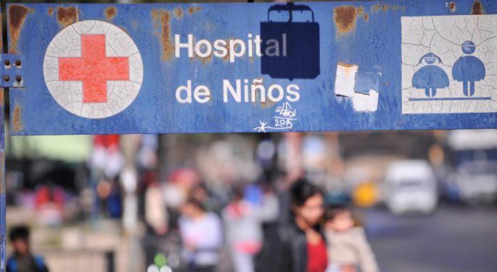 hospital de niños LVI - Murió la nena de dos años que fue atropellada en la zona de la terminal
