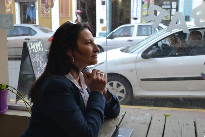 amalia vagni I - Amalia Vagni suplente de Luis Juez para el Senado