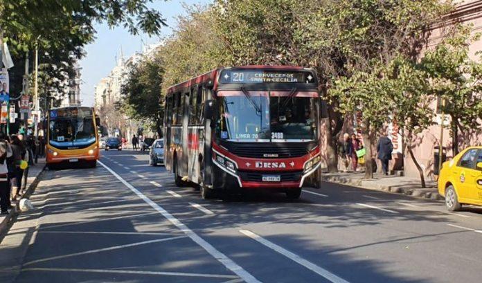 colectivos urbanos C3 - UTA levantó el paro y el servicio se normalizó a la medianoche