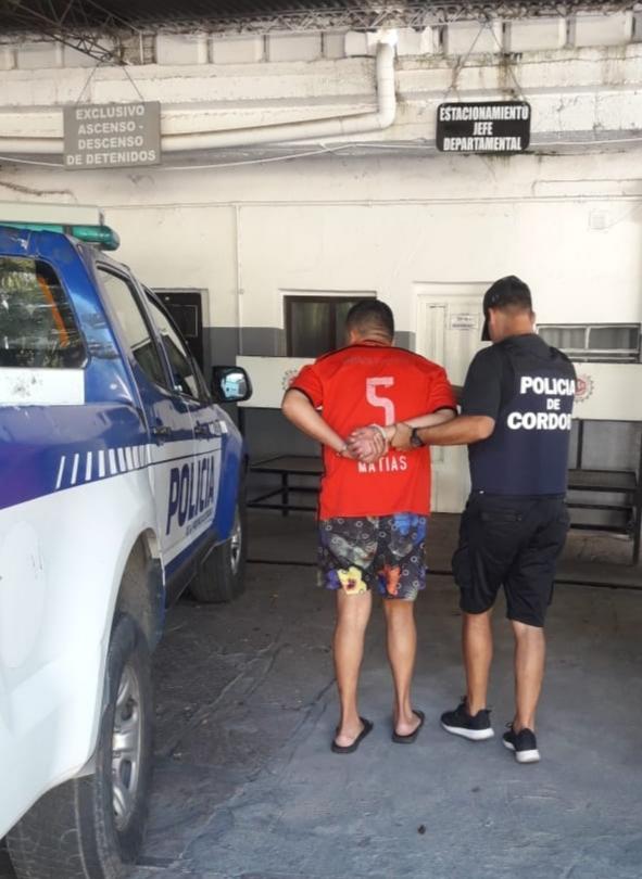 detenido robo barrio norte E - Un hombre fue detenido por un robo en barrio Norte