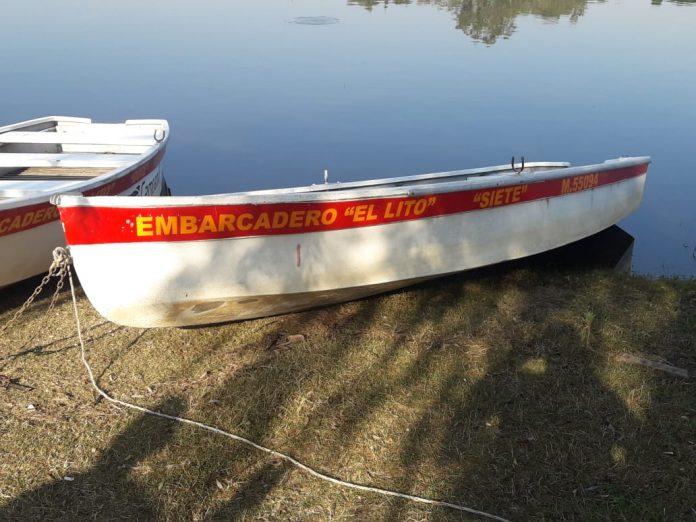 bote recuperado - Encontraron un bote robado