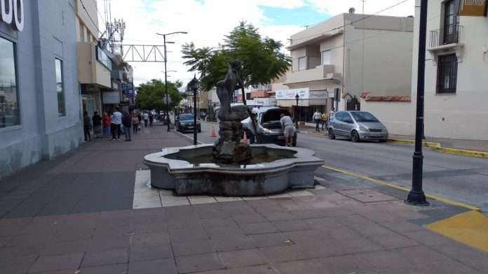 ciudad belgrano centro - El Intendente se reunió con autoridades del Centro de Comercio