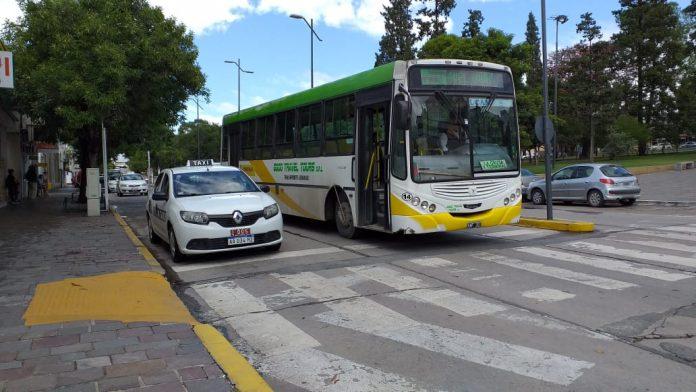 urbano transporte - Comenzará a regir un nuevo aumento en el transporte urbano