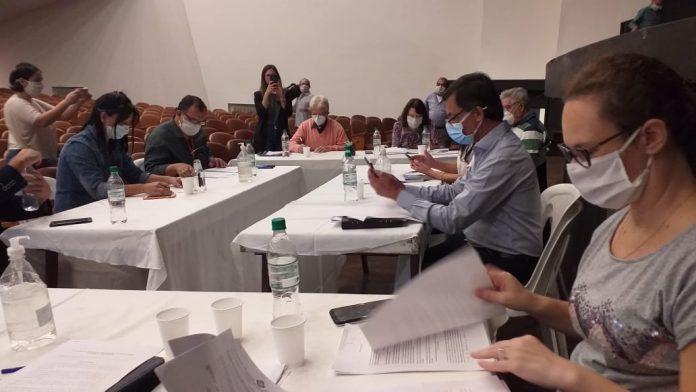 concejo 2020 - El Concejo Deliberante vuelve a la presencialidad