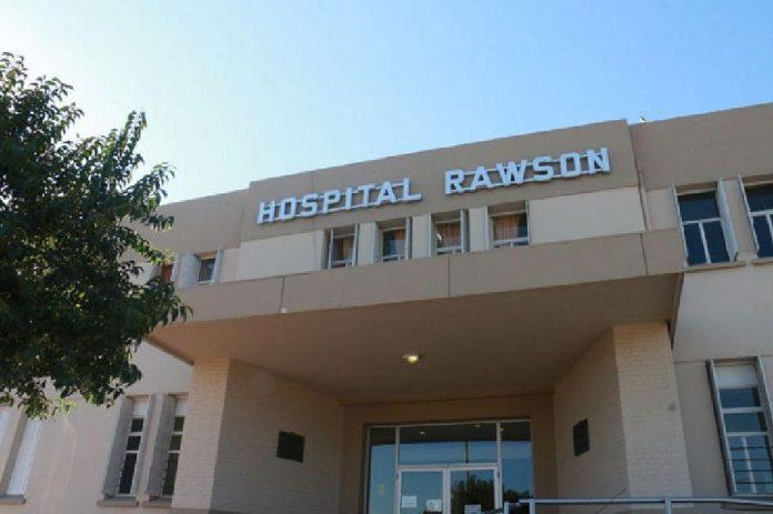 """hospital rawson - El Rawson llegó al 100% de ocupación de camas: """"La situación es complicada"""""""