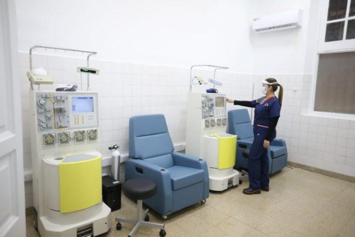 Centro de Plasmaféresis de la Provincia gno cba - El Centro de Plasmaféresis continúa recibiendo plasma de recuperados de Covid-19