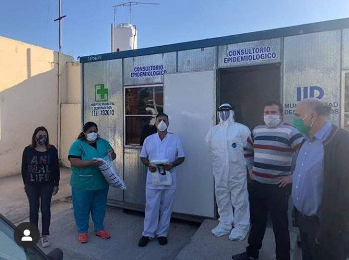 despeñaderos consultorio epidemiologico - Despeñaderos suma dos casos de Covid-19 positivo