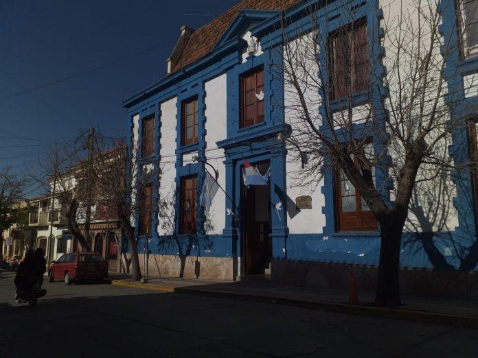 comisaria ag - Ingresó a una vivienda en Parque Virrey y fue detenido