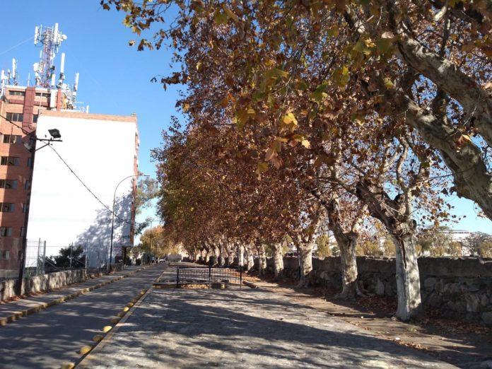 otoño alta gracia buen tiempo - Martes otoñal en Alta Gracia