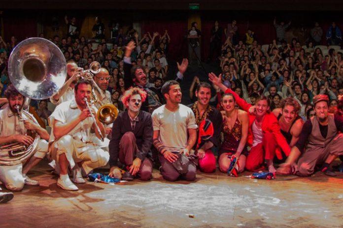 24 a las 17 Circo en Escena2 prensa provincia - La Banda Sinfónica abre la grilla online de Cultura