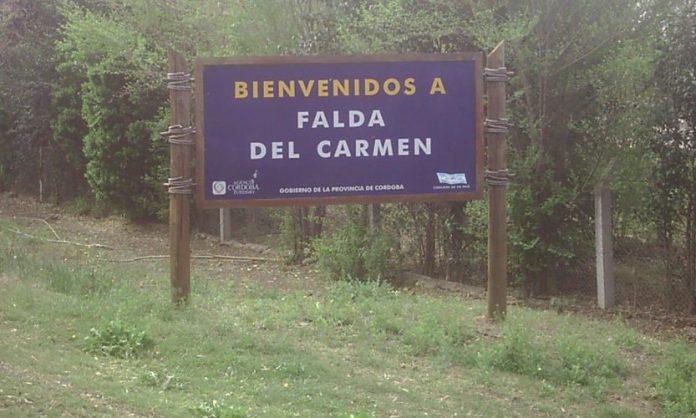 Falda del Carmen R - La comunidad de Falda del Carmen aboga por una escuela secundaria