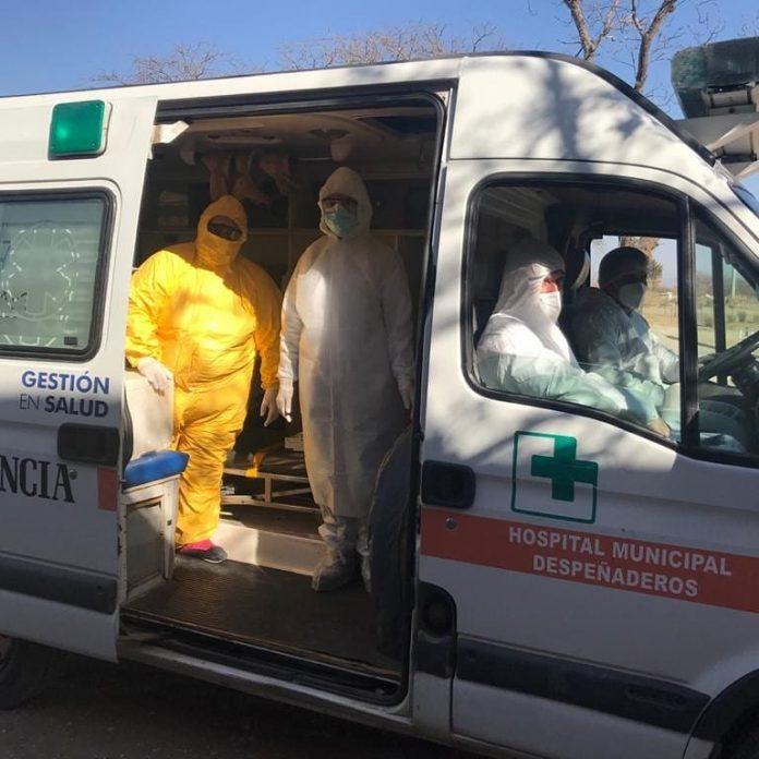 Despenaderos - 14 casos nuevos en el departamento Santa María