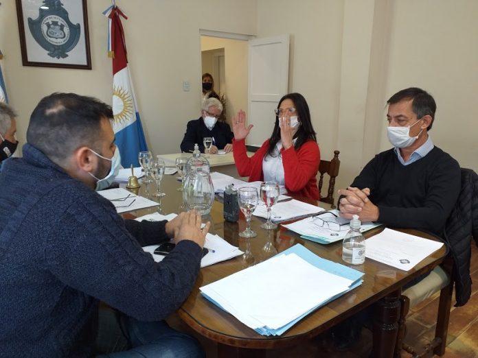 concejo vagni - Concejo Deliberante: ¿Cuáles serán los proyectos que presentará el bloque de Alta Gracia Crece ?