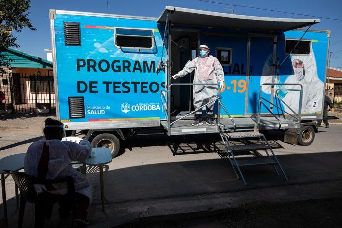 cordones sanitarios covid19 - Aumentan los casos de Covid-19 en el departamento Santa María