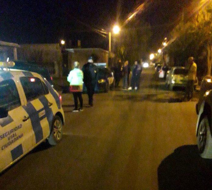 fiesta falucho E - Desbarataron fiesta clandestina con más de 50 personas
